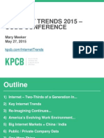 INTERNET TRENDS 2015 – CODE CONFERENCE