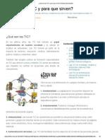 ¿Qué Son Las TIC y Para Que Sirven_ _ Noticias Iberestudios