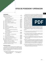 Costos de Posesión y Operación de Equipos Pesados