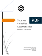 Sistemas contables automatizados