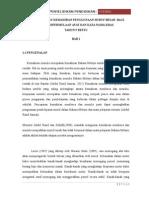 Tesis 2 Meningkatkan Kemahiran Penggunaan Huruf Besar Bagi Murid Dipermulaan Ayat Dan Kata Nama Khas
