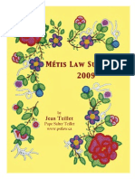 Metis Law Summary 2009
