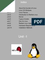 Linux Slides1 to 800