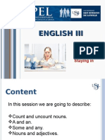 English III - Session 05