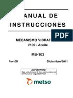 2.5 - Manual de Instrucciones - Mecanismo - MS-103_00
