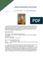 Biografi Robert Stephenson Smyth Baden Powell