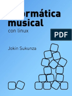 Informatica Musical Con LINUX Jokin Sokunza