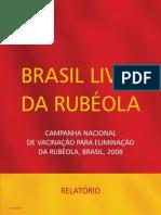 Campanha Nacional Vacinacao Rubeola p1