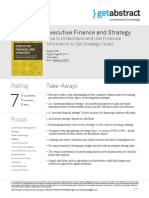 Executive Finance and Strategy Tiffin en 23071