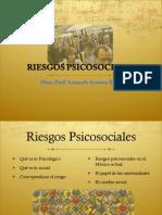 Riesgos Psicosociales México