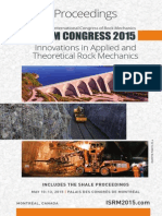 Isrm2015 Proceedings