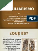 El Conciliarismo