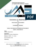 Asmed Association Management and Leadership Training Feb 2011 2010[1]