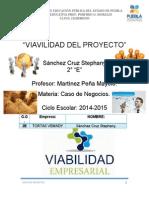viavilidad del proyecto
