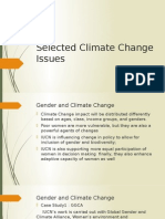 Selected Climate Change Issues.pptx