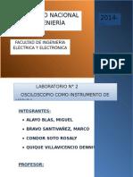 Lab.2 -OSCILOSCOPIO COMO INSTRUMENTO DE MEDIDA