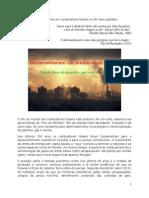 Desinvestimento em combustíveis fósseis e o fim dos subsídios