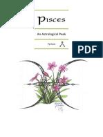 Pyreaus Zodiac Pisces