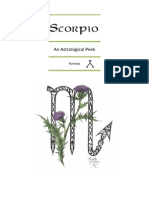 Pyreaus Zodiac Scorpio