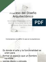 Procesos arquitectonicos