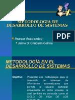 Metodologias de Desarrollo de Sistemas Informaticos