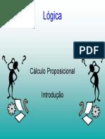 Introducao logica Proposicional