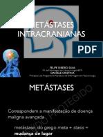Metástases Cerebrais