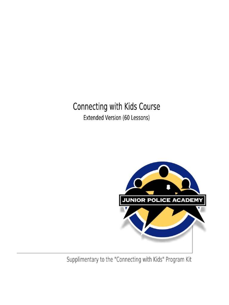Junior Police Academy Instructor Workbook 10.0   Search Warrant ...