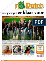 The Daily Dutch #1 uit Vancouver | 11/02/10