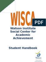 student handbook2014 2015