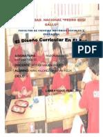 Diseño Curricular en El Aula PDF