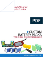 Engineering Guide Custom Battery Packs