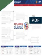 Copa America Bracket