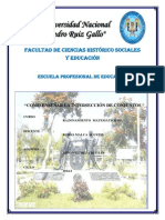 Como Enseñar La Intersección de Conjuntos PDF