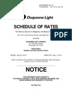 Duquesne Light Co 2014