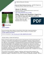 Soccer and Society 2