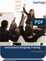 Basic Instructional Design Principles Instructional Design Emergence