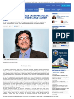 Rubén Vargas, «El periodista que escribía bien»