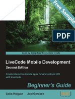 LiveCode Mobile Development