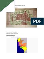 Cambios en La Geografia Urbana de Lima
