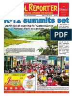 Bikol Reporter May 17 - 23 Issue