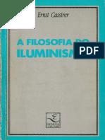 CASSIRER, Ernst. A Filosofia Do Iluminismo