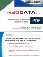 Expo Neodata