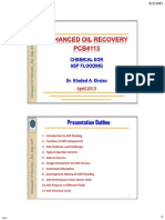 Enhanced Oil Recovery Course - ASP Flooding