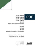 Alpha Op's Manual CASE