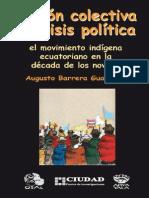 Acción Colectiva y Crisis Política