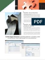 Lantek Integra Products 1p (ES)