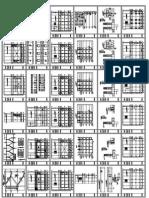 Struktur Kantor Model