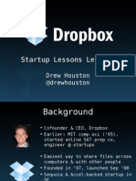 Dropbox Startuplessonslearned 100423230315 Phpapp02
