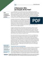 Global Reinsurers